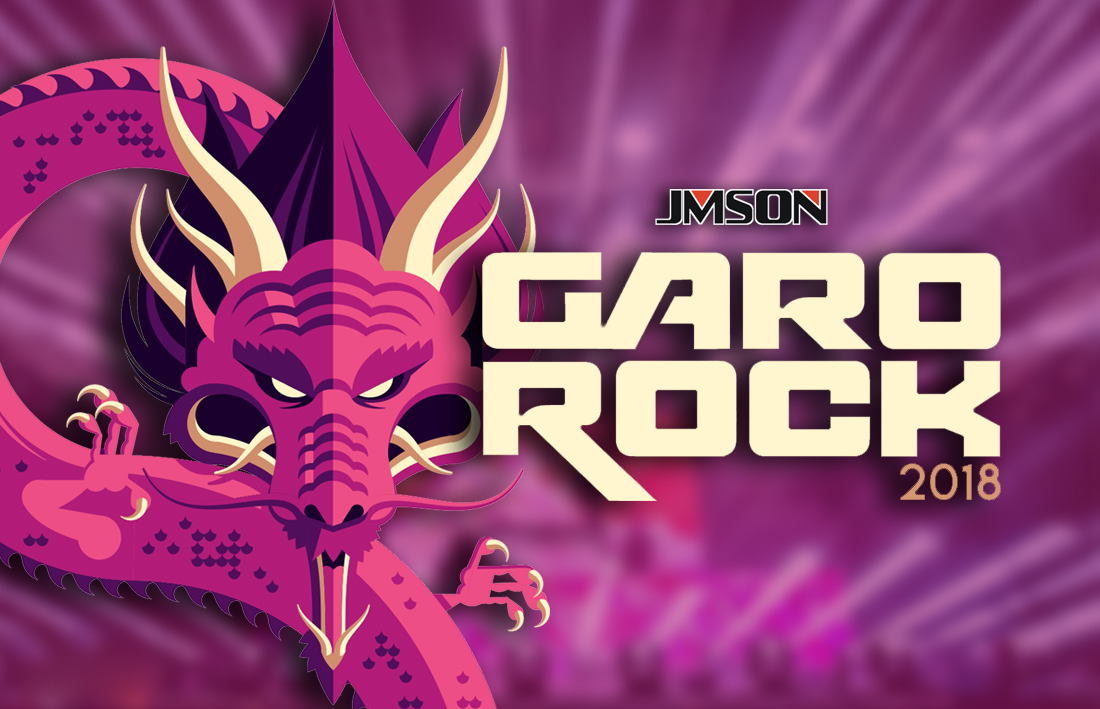 Couverture Garorock 2018-2